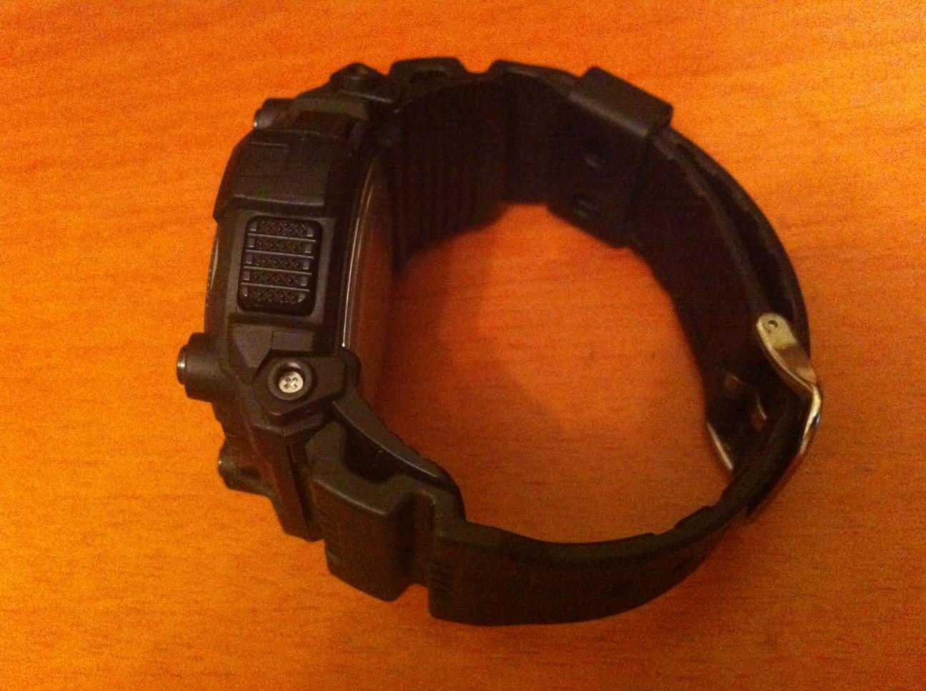 Mi nuevo G-SHOCK 7900 GW-1ER ALL BLACK 35479346