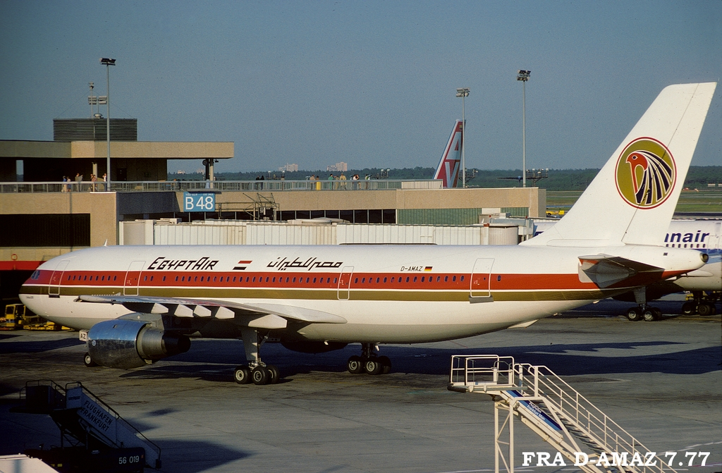 A300 in FRA 1fradamaz