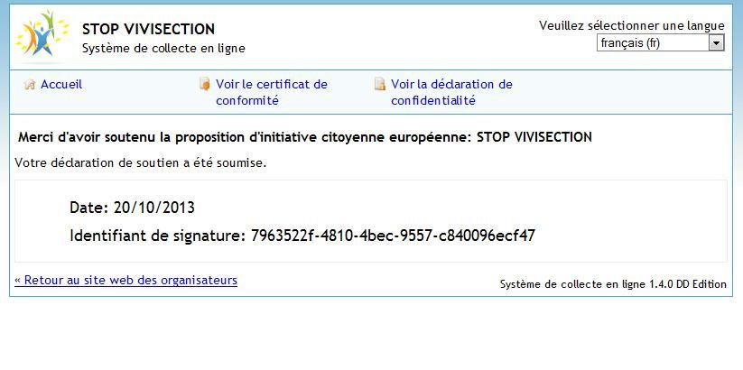 Stop vivisection 4vrh
