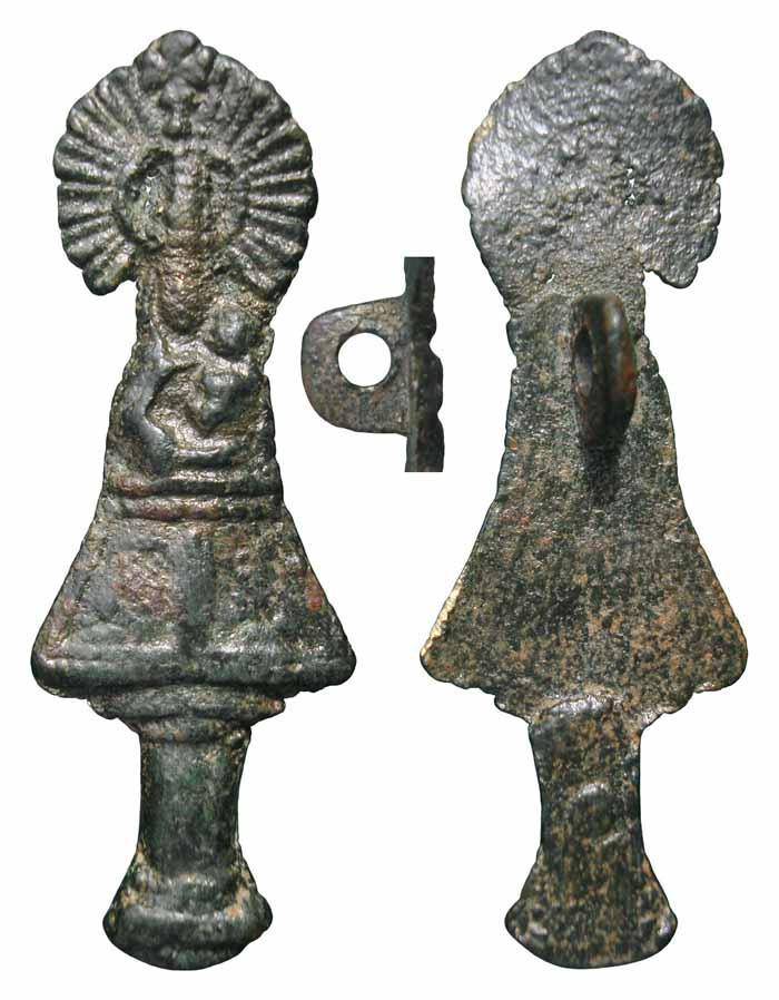 Virgen del Pilar – MF(012) (R.M. PFV 1) Mf012