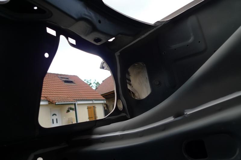 Reconversion de mon Escort MK3 Ghia en Escort RS 1600i - Page 6 P1050044