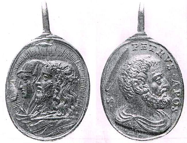 Recopilación medallas con el Rostro de Cristo ( Salvator Mvndi II) Imud