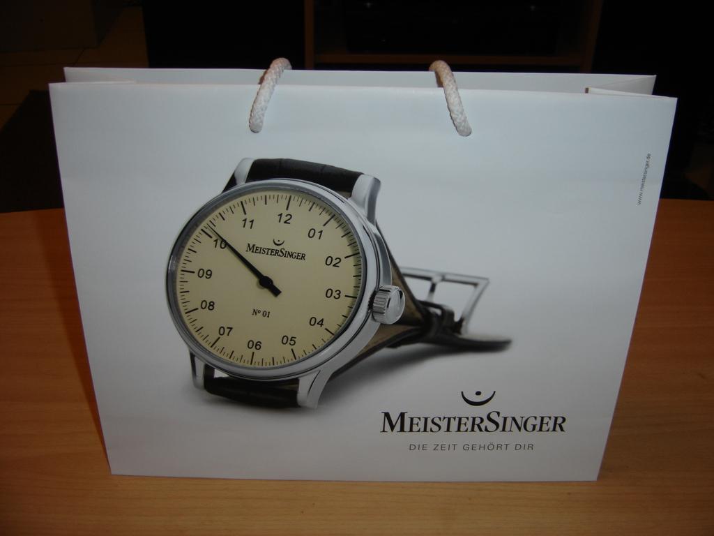 meistersinger - MeisterSinger n°1 : mini-revue avant la vraie... Dsc00133gk