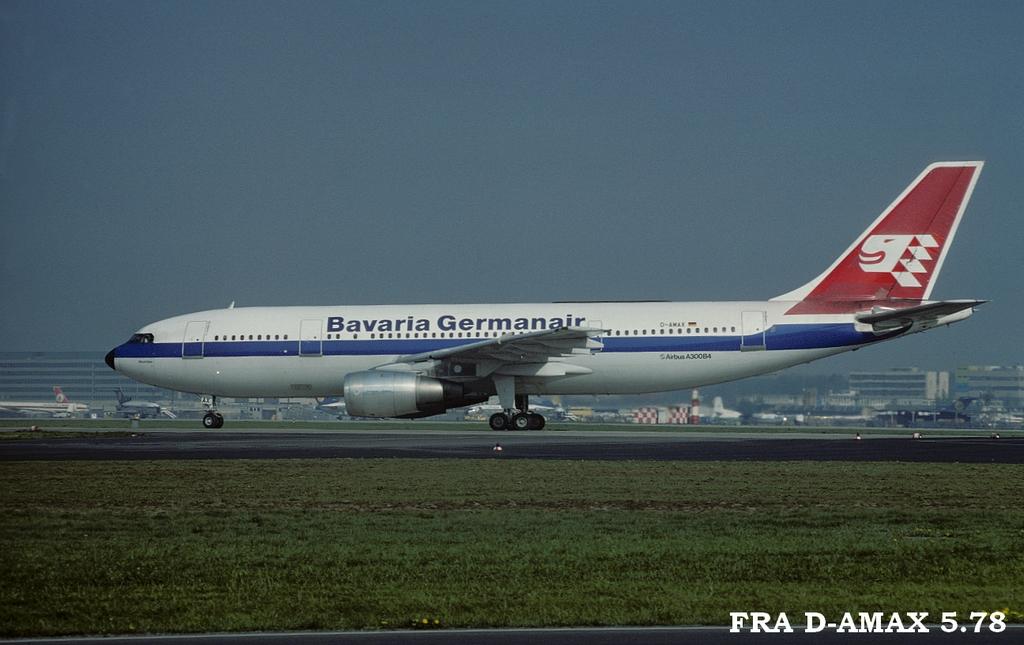 A300 in FRA 6fradamax