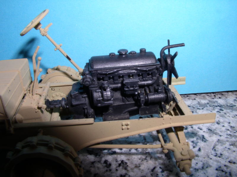 Sd.Kfz.7/1 late version whit Sd.Anhager 52 Trumpeter 1/35( Montage en cours) UP 25/05 - Page 3 61160875
