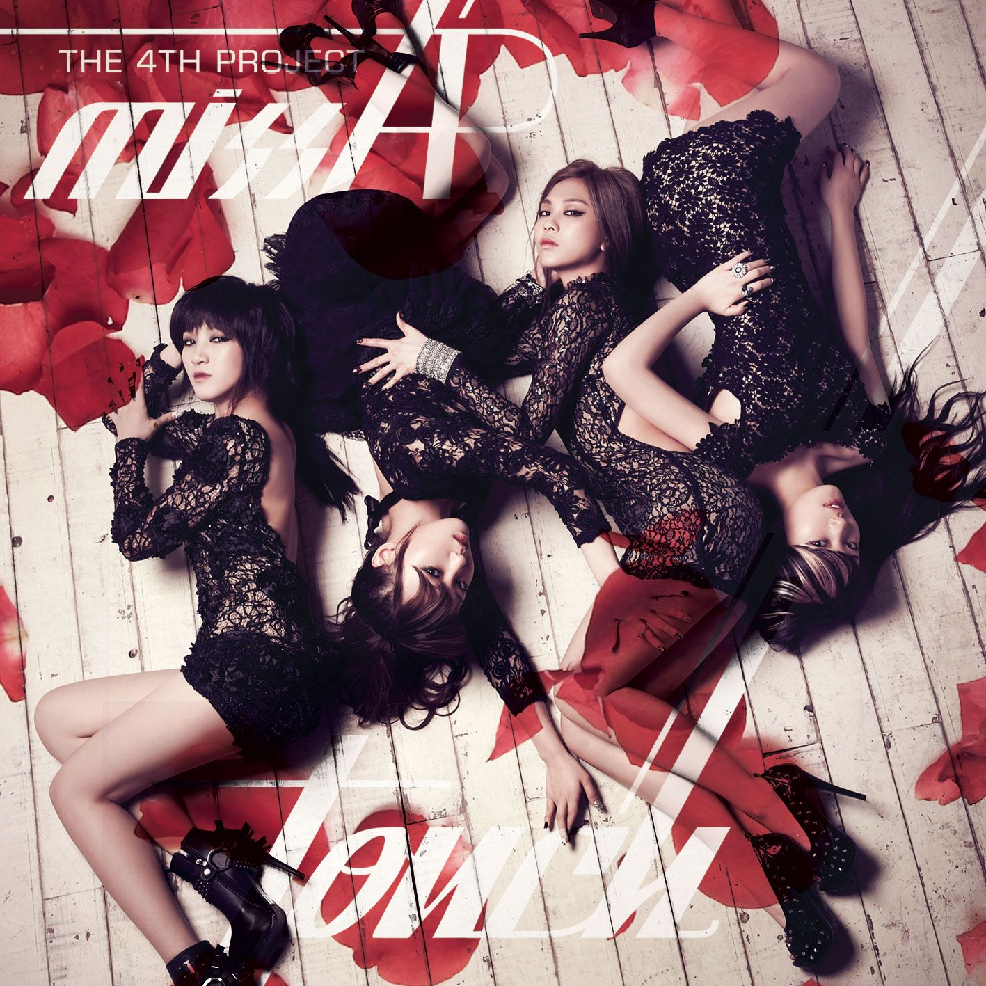 miss A – Touch [descarga] Coverbjk
