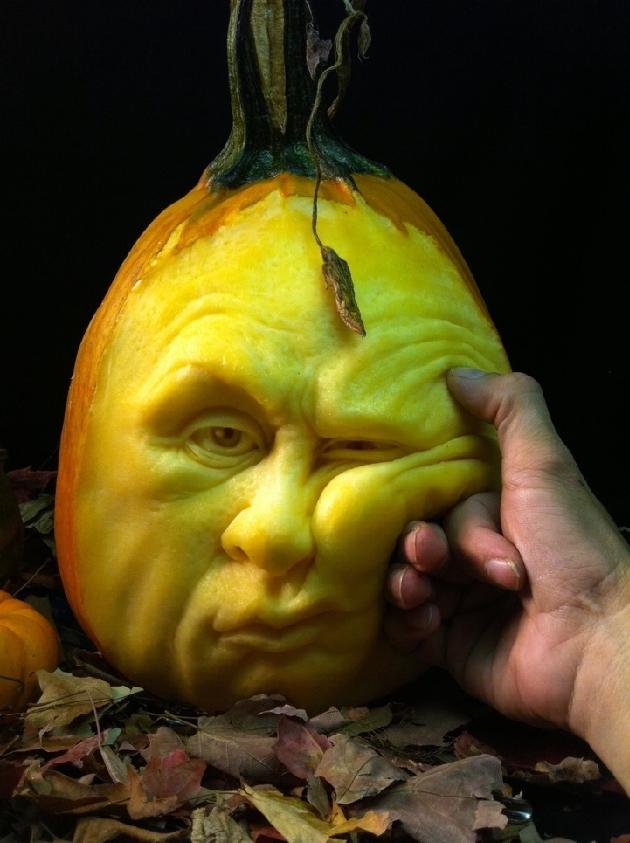 Halloween Pumpkin Pictures Bingo3f