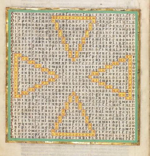 Santo Tomás de Aquino / Cruz de Santo Tomás de Aquino S.XVIII ( R.M.SXVIII-O105 )       Clip131