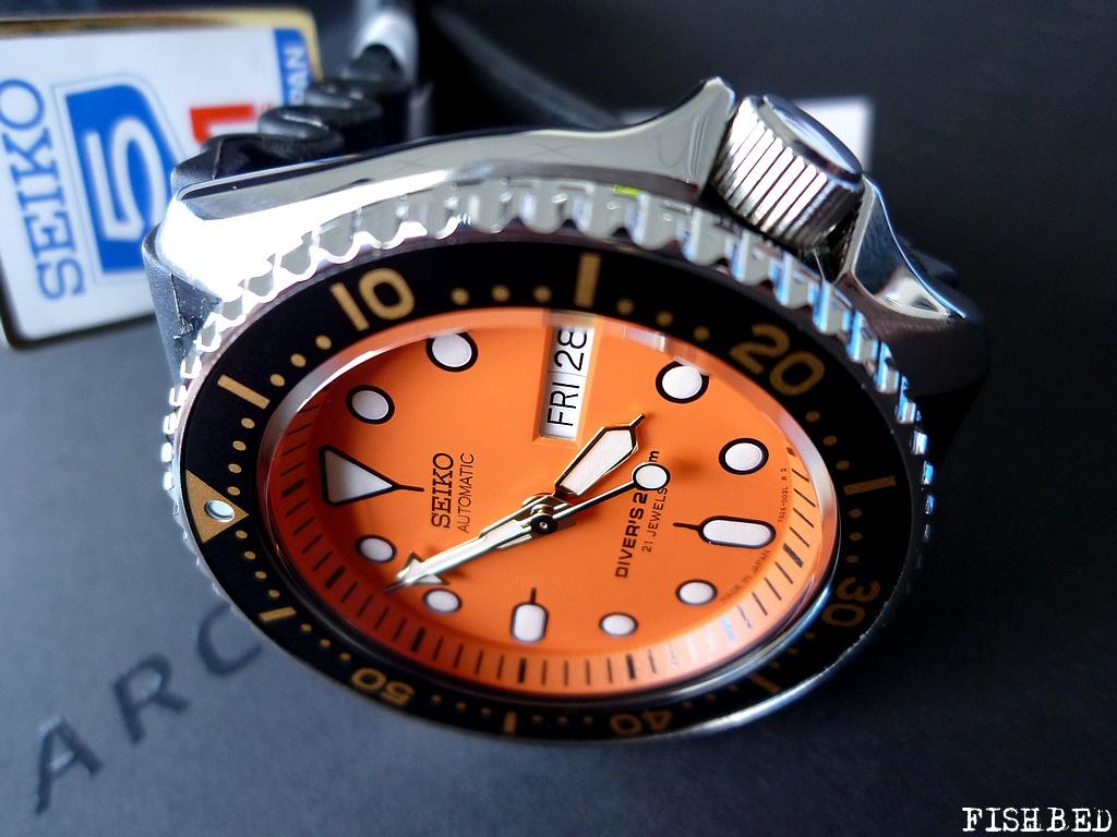 Seiko Diver 200 LA plongeuse! - Page 2 Seikoskx01108