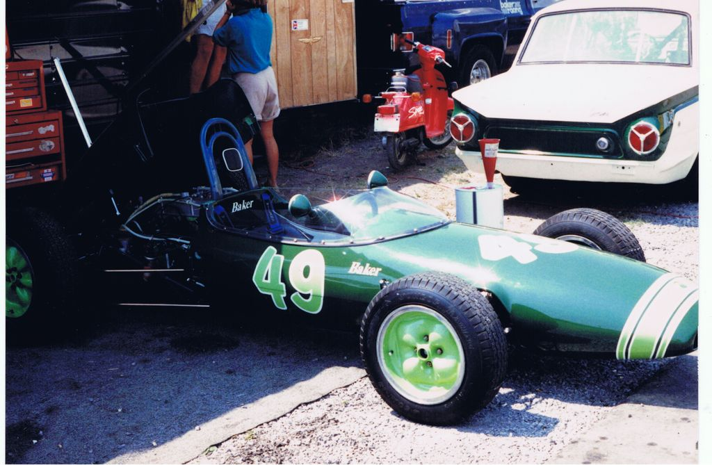Open Wheel Car of the day. - Page 2 Lotus221