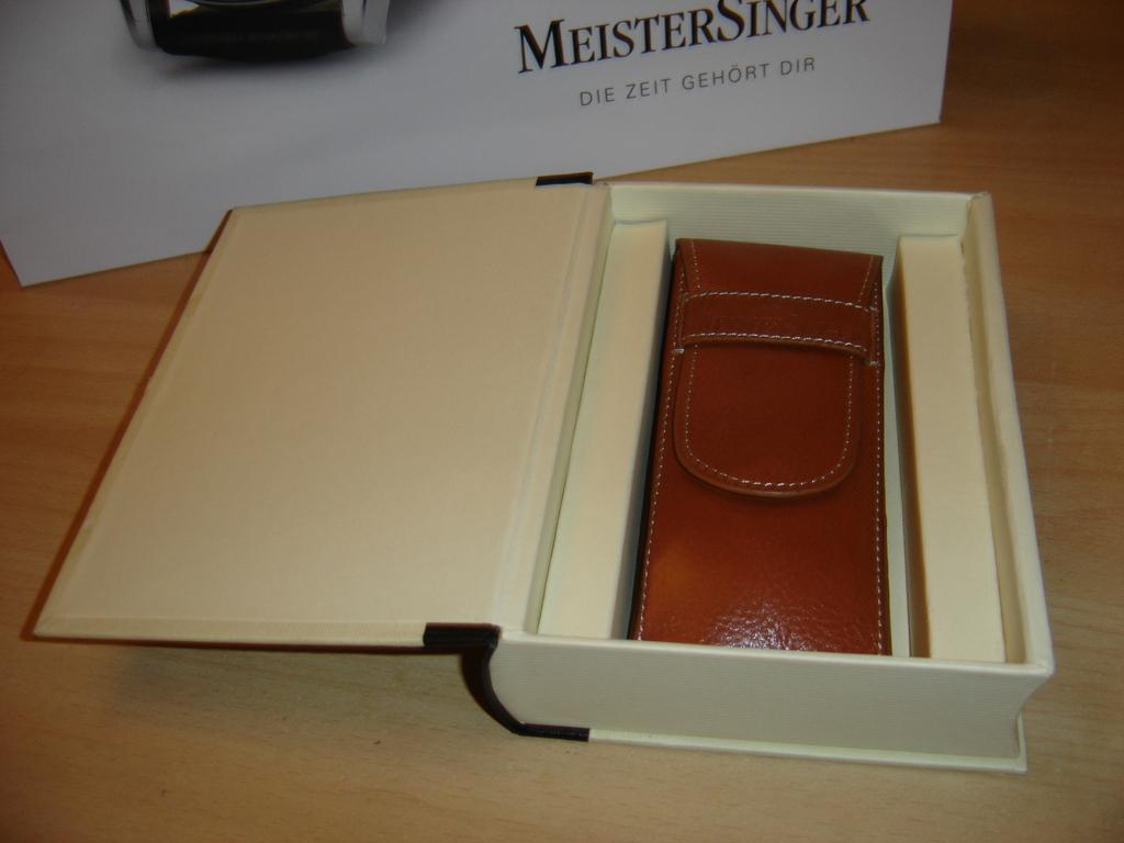 meistersinger - MeisterSinger n°1 : mini-revue avant la vraie... Dsc00136xo
