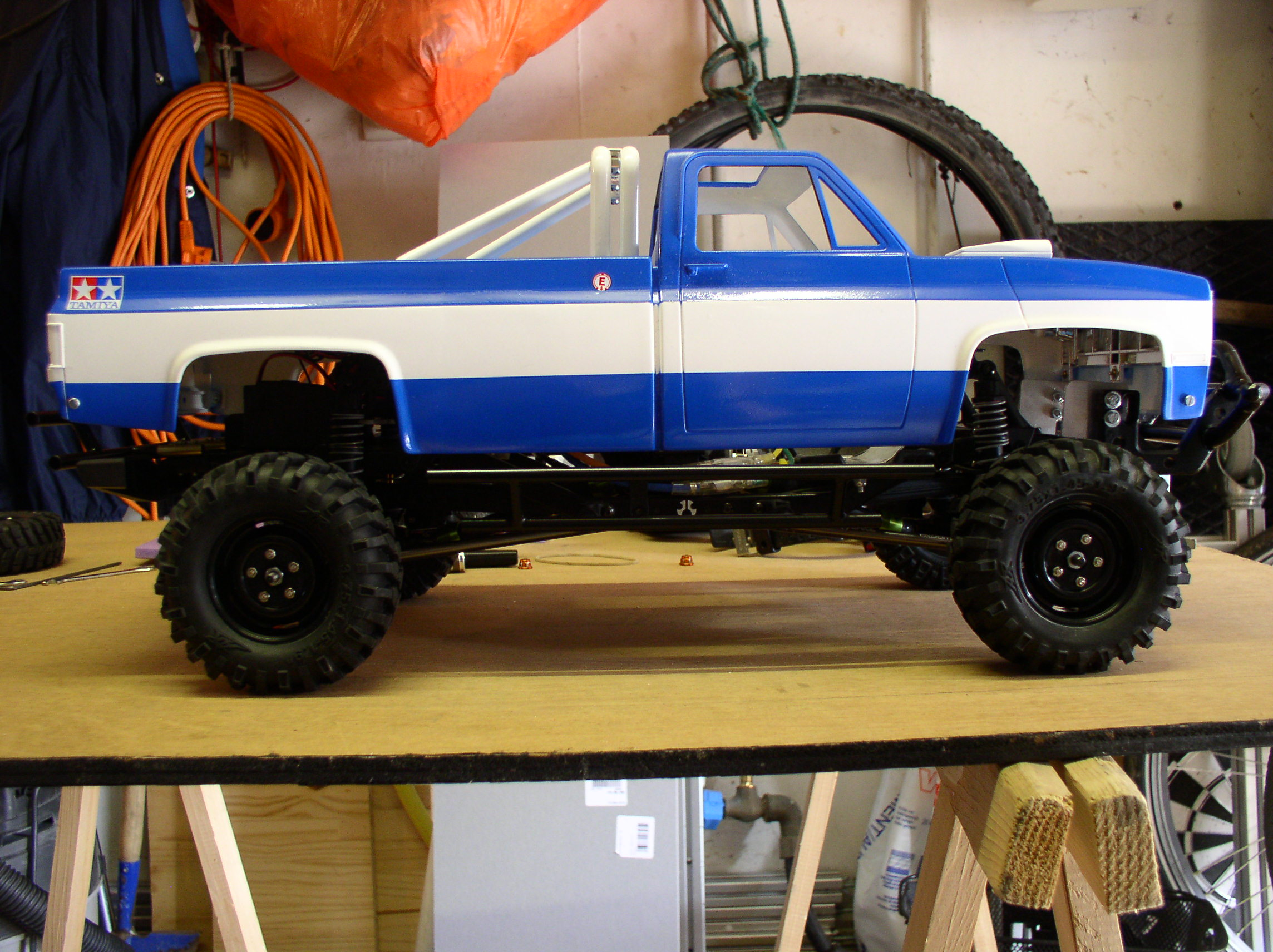 "[ SCX10 Axial ] CHEVROLET K5 Pick-up, benne rallongée.""TERMINE"" - Page 2 P1010002wf"
