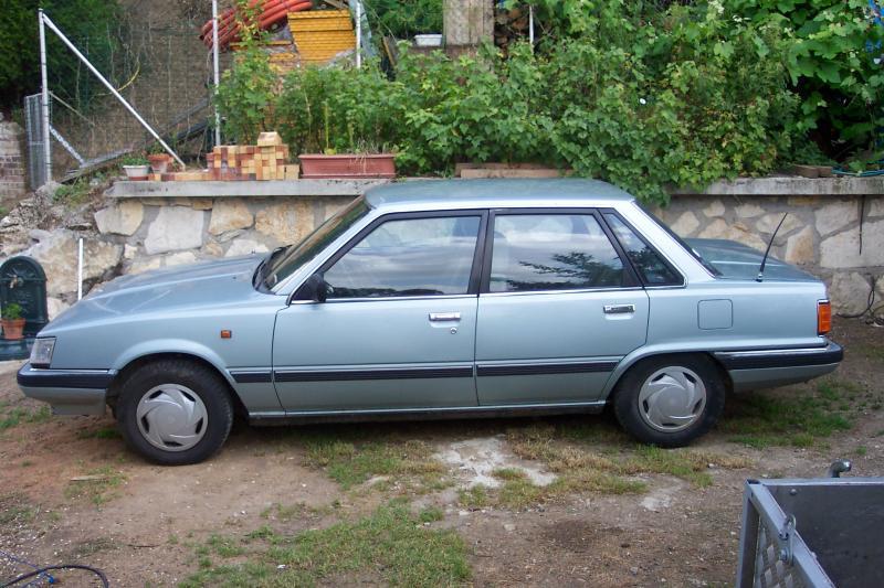 La camry 1 modele V10 (1982-1986 1203ij