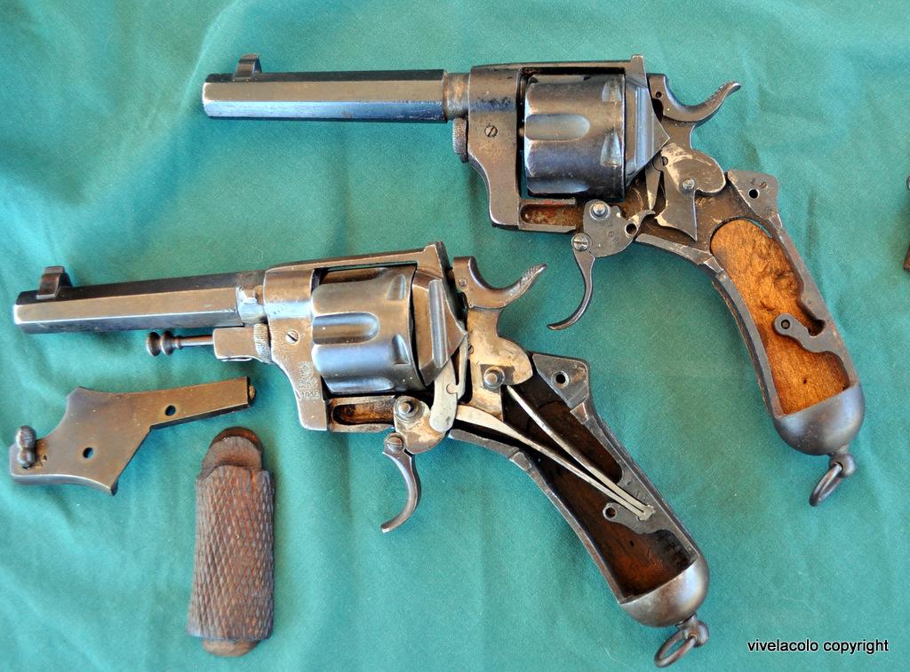 Pistola Rotazione, Sistema Bodeo, Modello 1889 Dsc0386tf