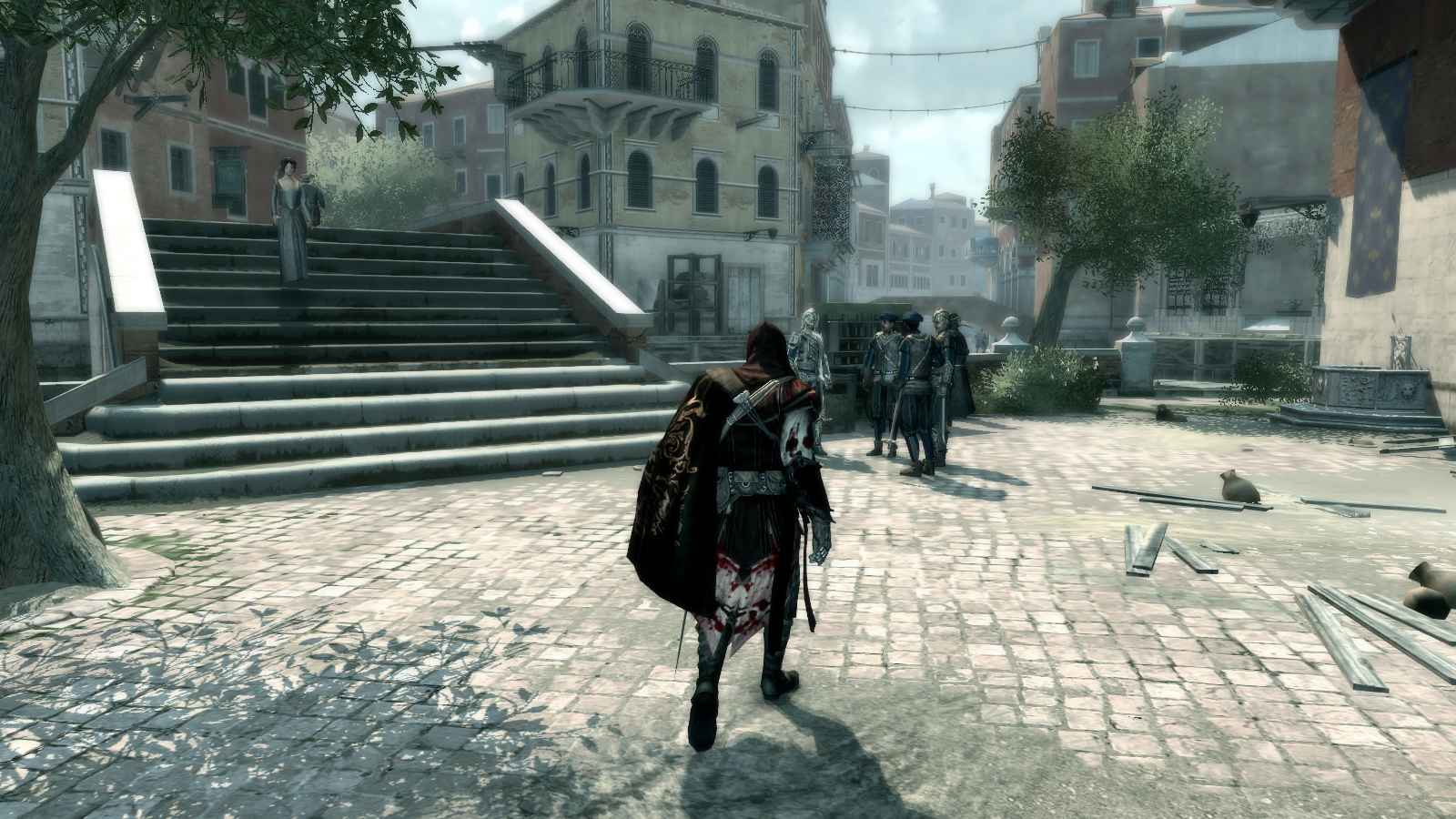Tusques - Bloody Clothes Assassinscreediigame201kd