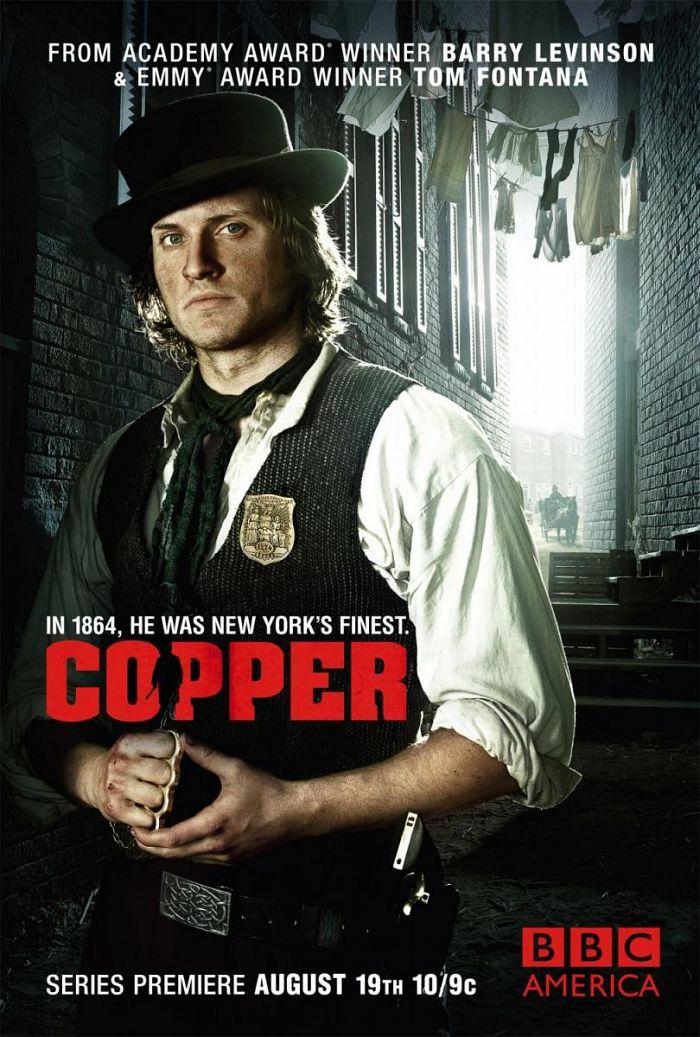 Copper Season 01 BDRip | Season 02 HDTV Nkhm