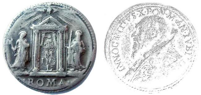 Recopilación medallas con el Rostro de Cristo ( Salvator Mvndi II) 2ua9