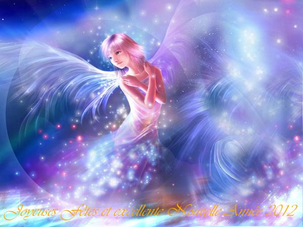 Joyeux Noël et Bonne Année 2012 ! Voeux2012