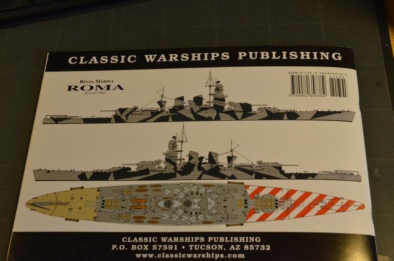 RN ROMA au 1/350 avec Kit Flyhawk. Dsc0841lb