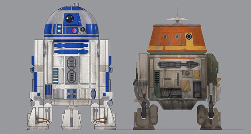 Star Wars Rebels Fa56