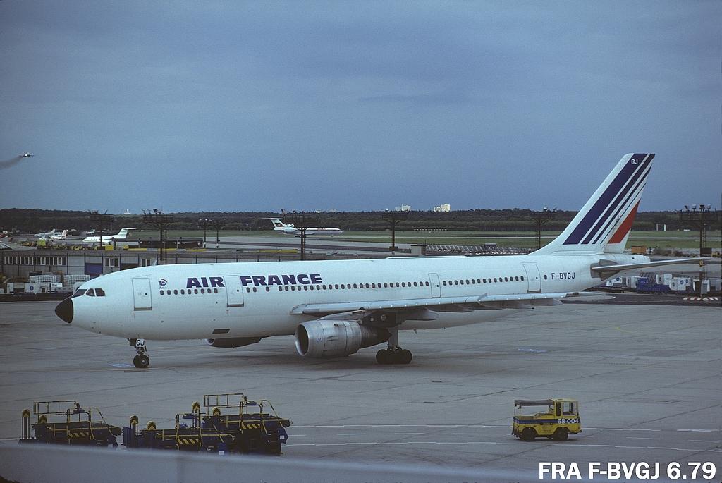 A300 in FRA Frafbvgj