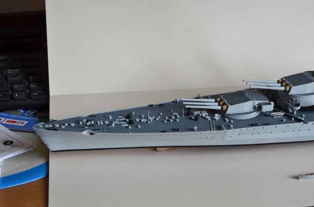 RN ROMA au 1/350 avec Kit Flyhawk. Ymfq