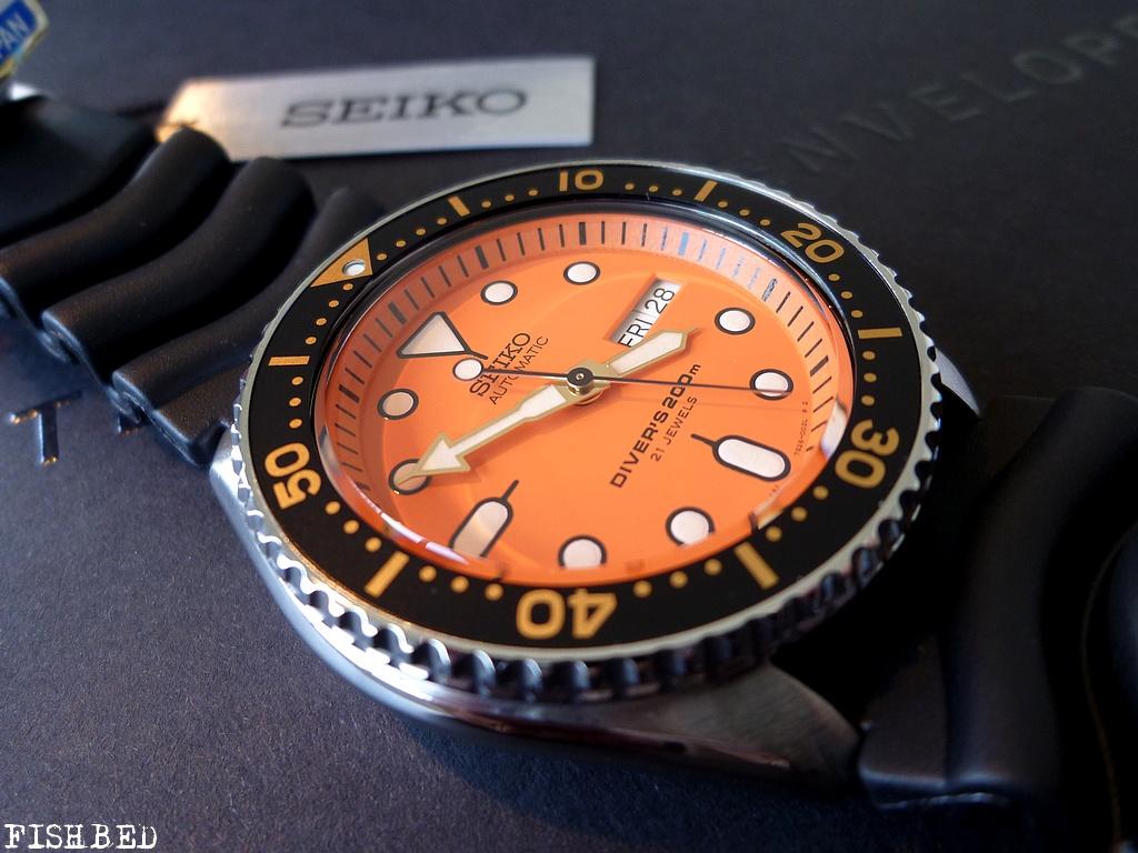 Seiko Diver 200 LA plongeuse! - Page 2 Seikoskx01103
