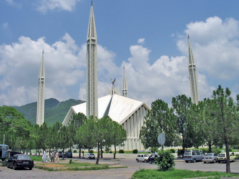 Religious Architecture - Page 6 Islfaisalmosque