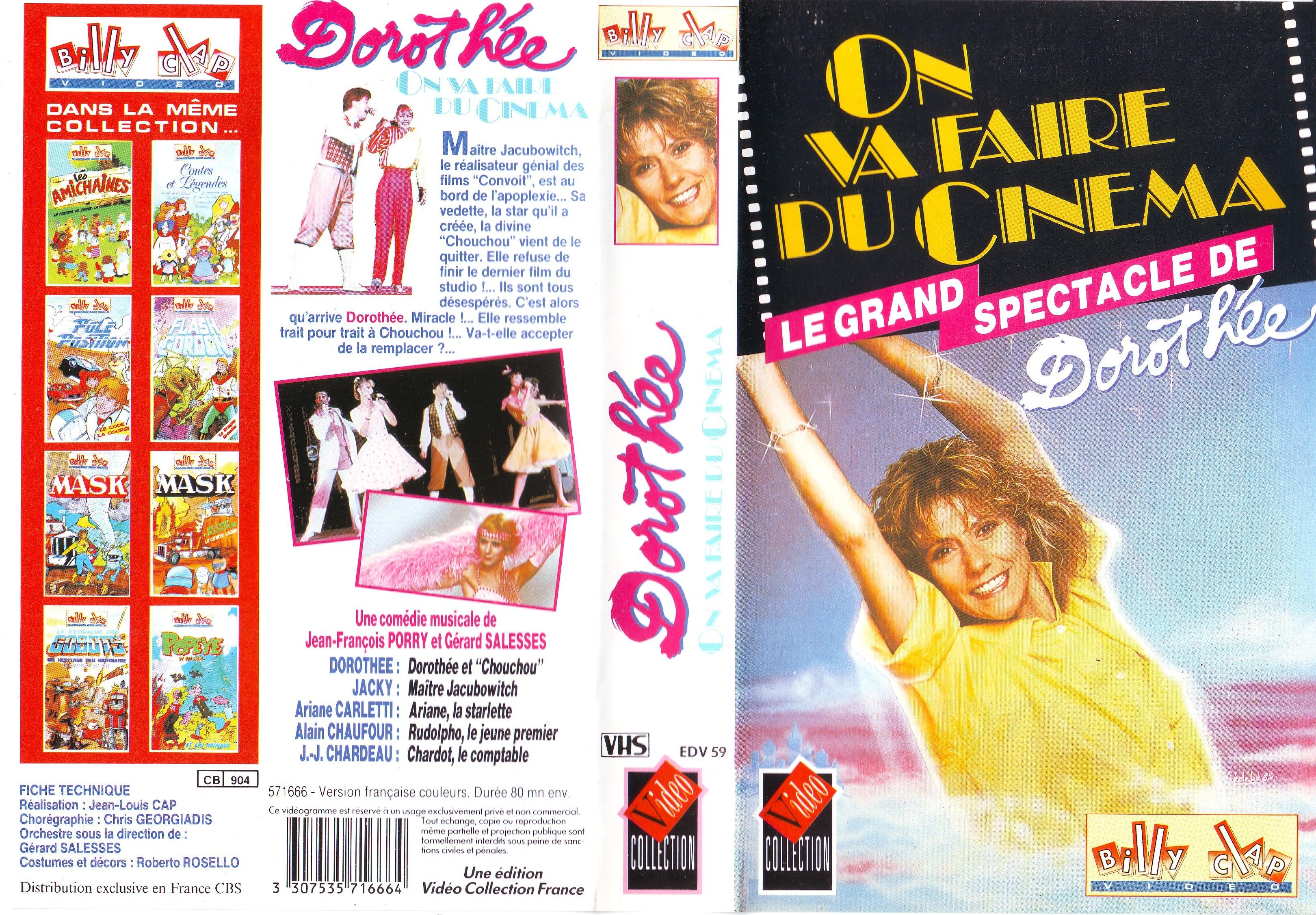 Dorothée et AB Productions Do5e