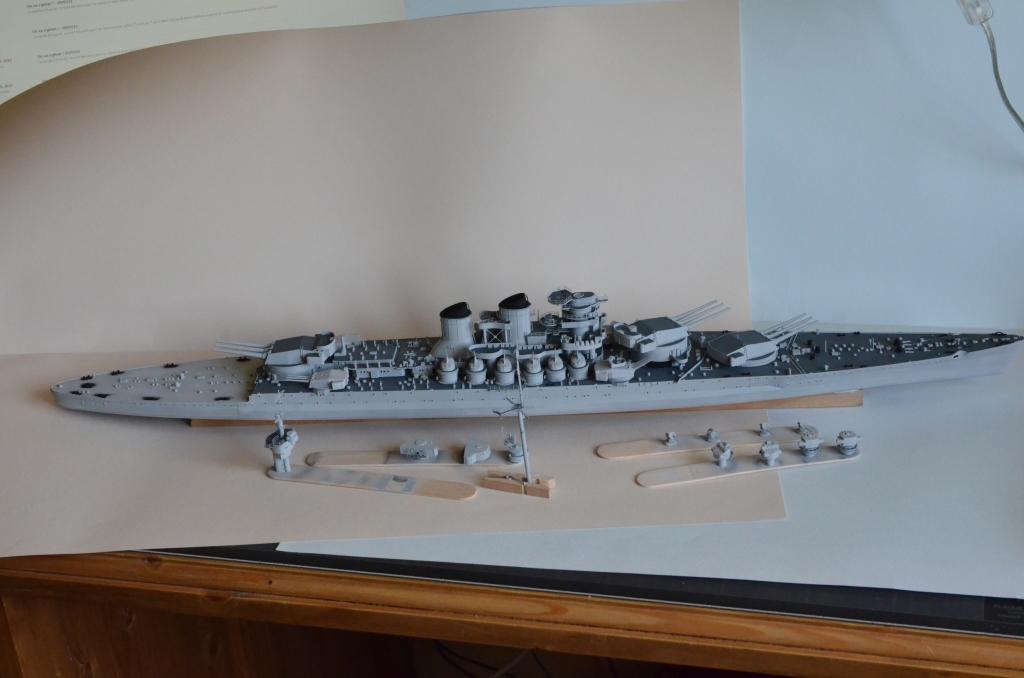 RN ROMA au 1/350 avec Kit Flyhawk. Ojx8