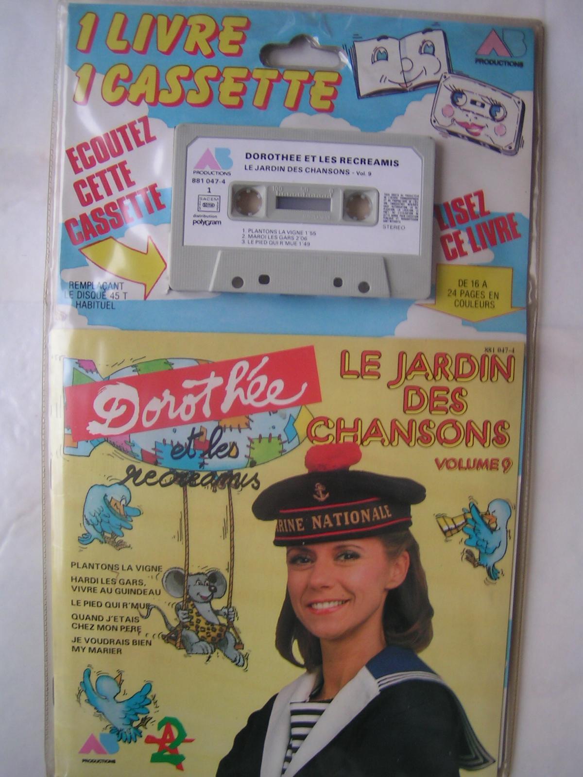 Dorothée et AB Productions (Récré A2 - Club Dorothée) Pict0695k