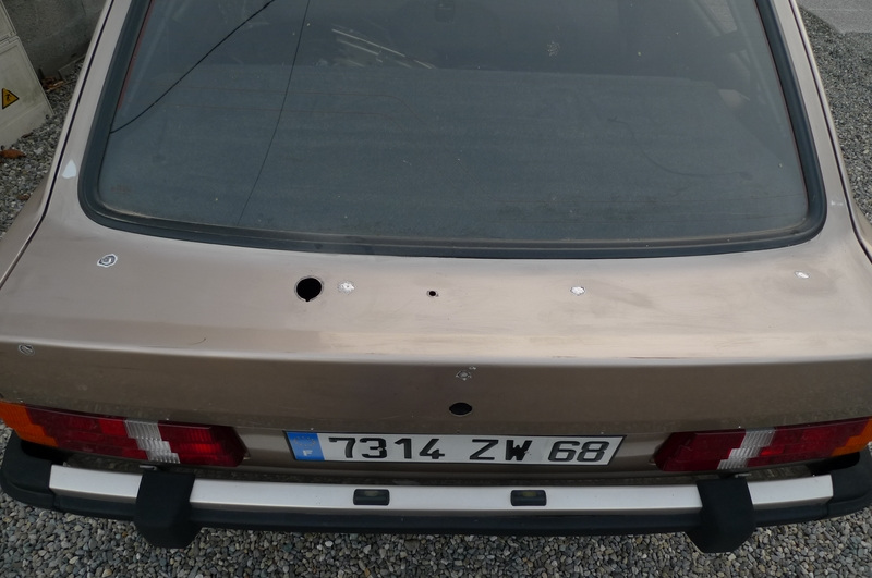 Reconversion de mon Escort MK3 Ghia en Escort RS 1600i - Page 6 P1050845m