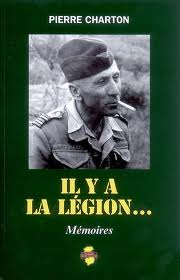 IL Y A LA LEGION ... 1928 - 1954 Pierrecharton
