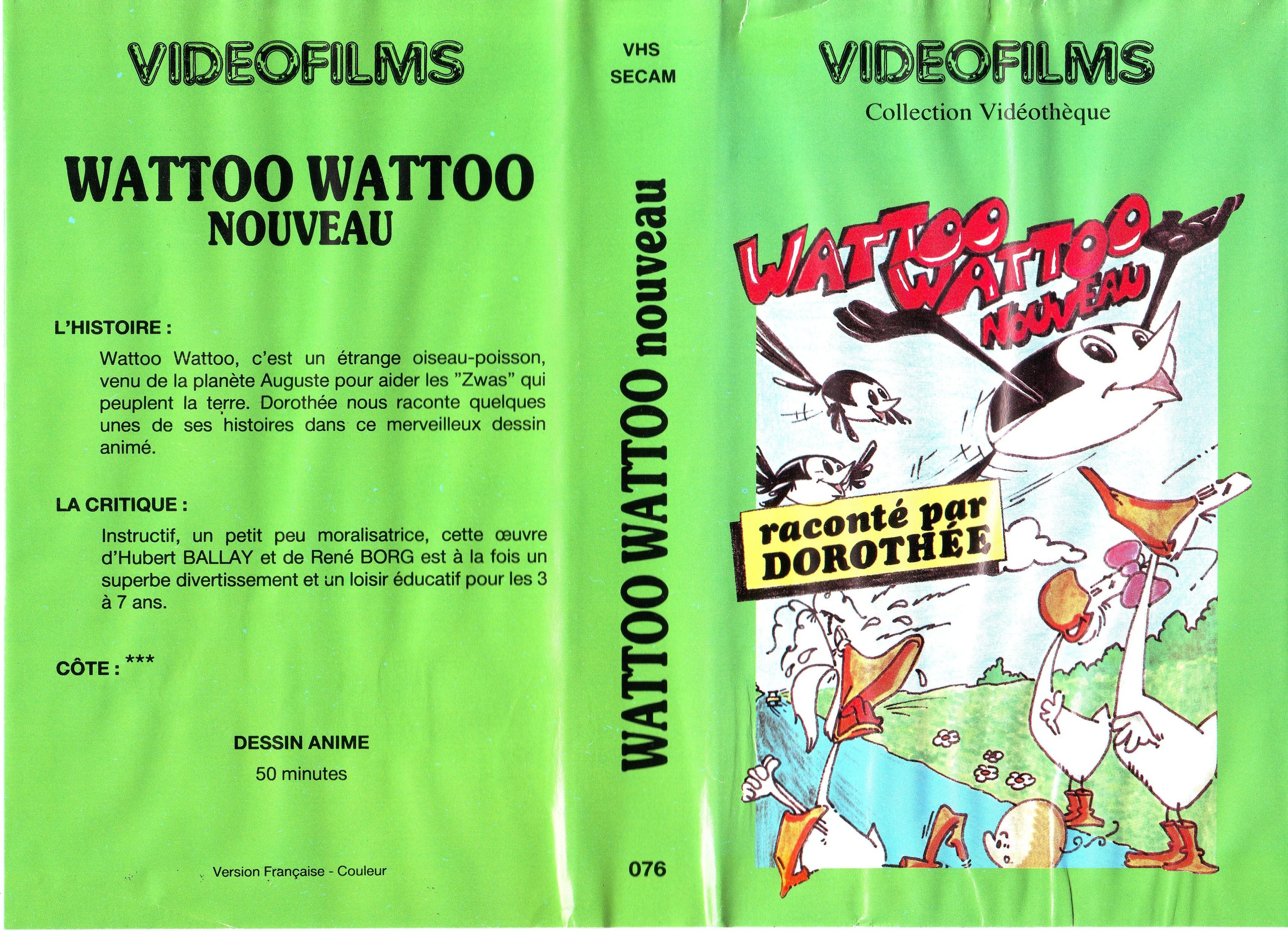Dorothée et AB Productions Wattoo