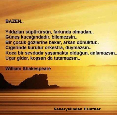 Bazen/ William Shakespeare Dzeg