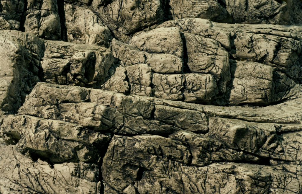 Felsen Ritzen bis zum abwinken Detailgt