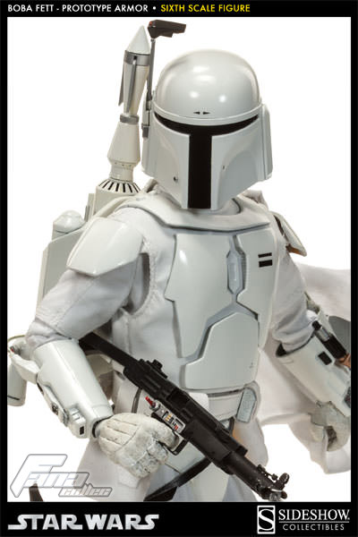 EPV : L'EMPIRE CONTRE-ATTAQUE - BOBA FETT PROTOTYPE ARMOR Ofph