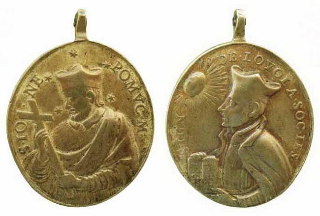 Recopilatorio medallas San Juan Nepomuceno O31g