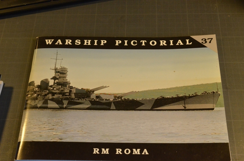 RN ROMA au 1/350 avec Kit Flyhawk. Dsc0839j