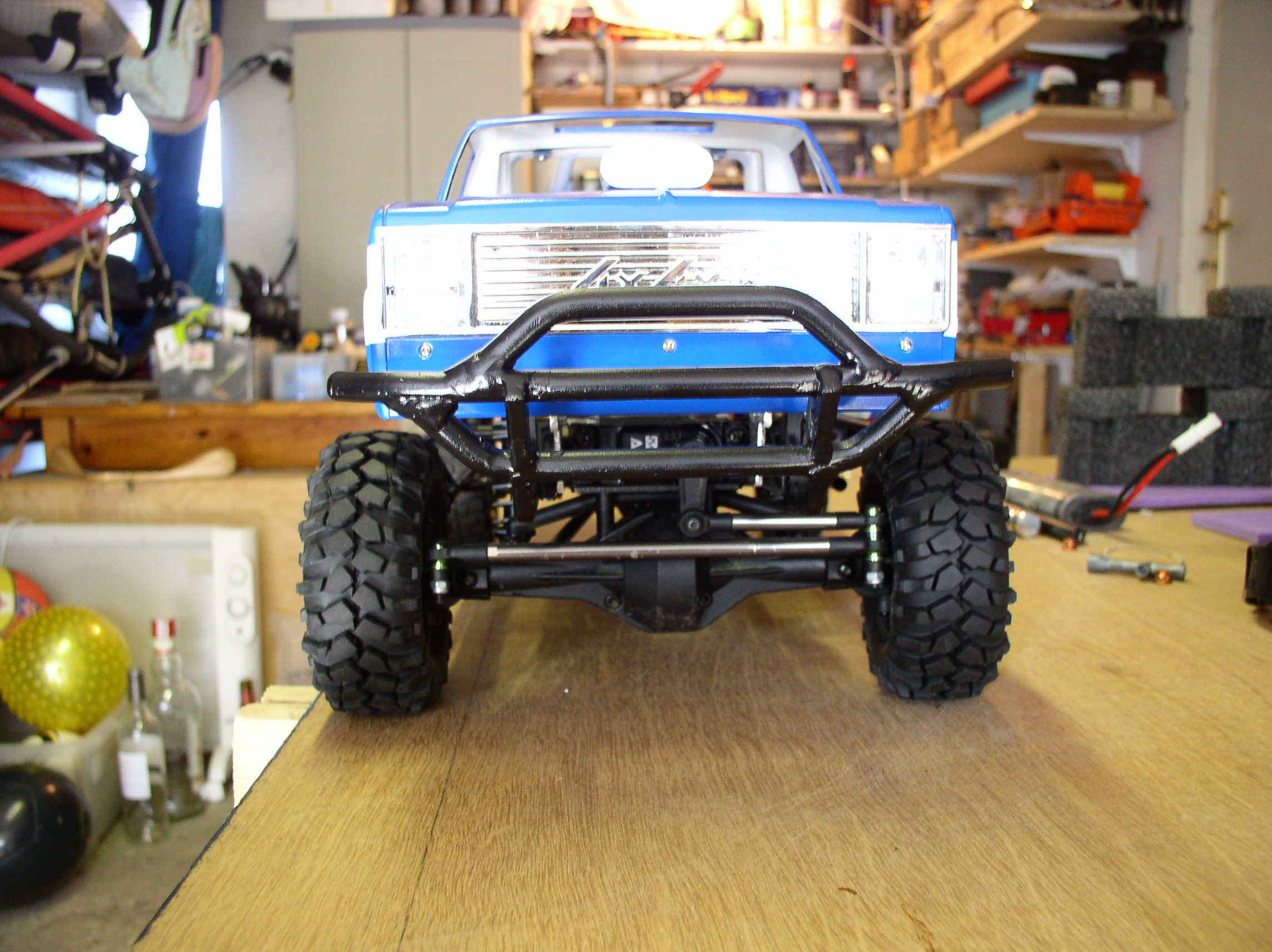 "[ SCX10 Axial ] CHEVROLET K5 Pick-up, benne rallongée.""TERMINE"" - Page 2 P1010001ys"