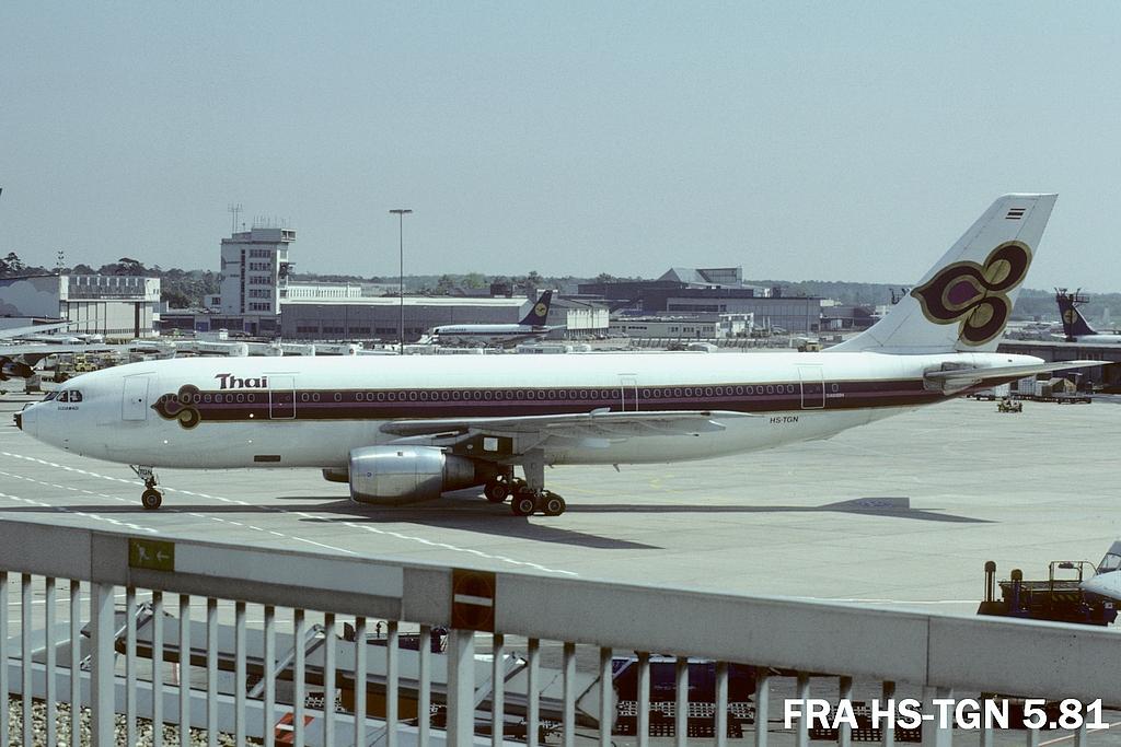 A300 in FRA Frahstgn