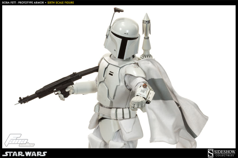 EPV : L'EMPIRE CONTRE-ATTAQUE - BOBA FETT PROTOTYPE ARMOR Qrnv