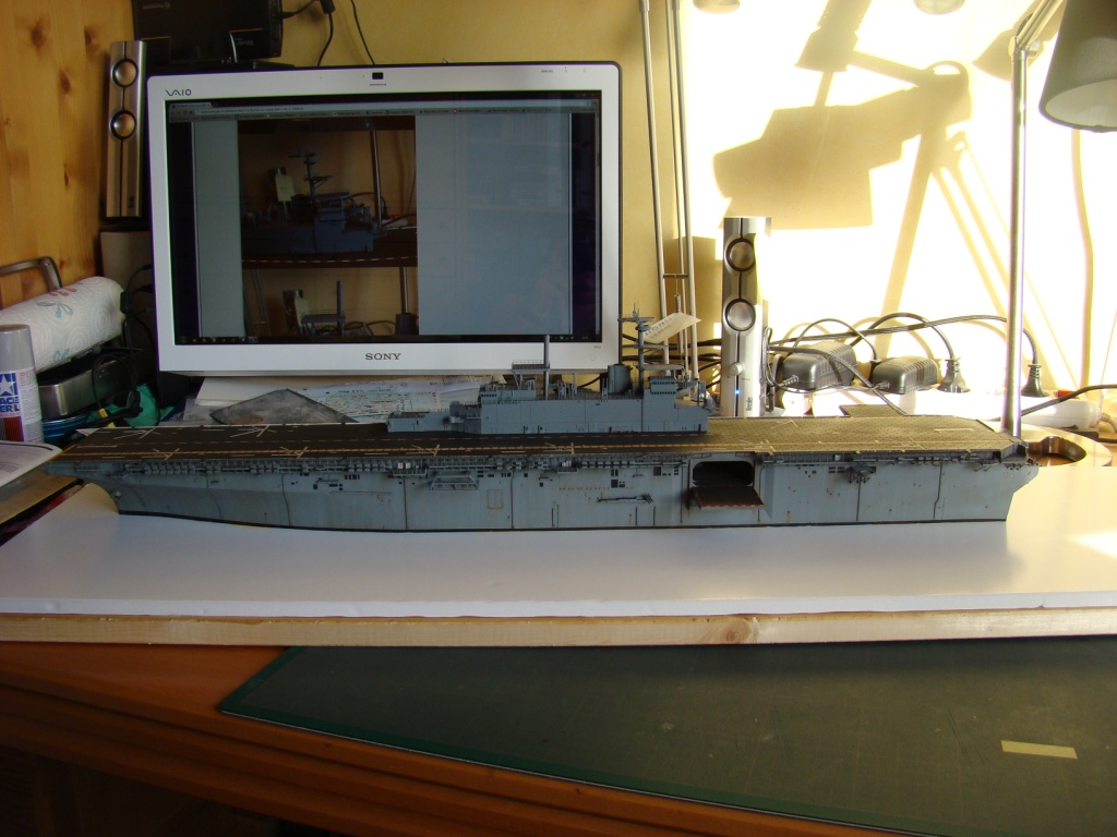 USS WASP LHD-1 au 1/350ème - Page 3 Dsc09096ol