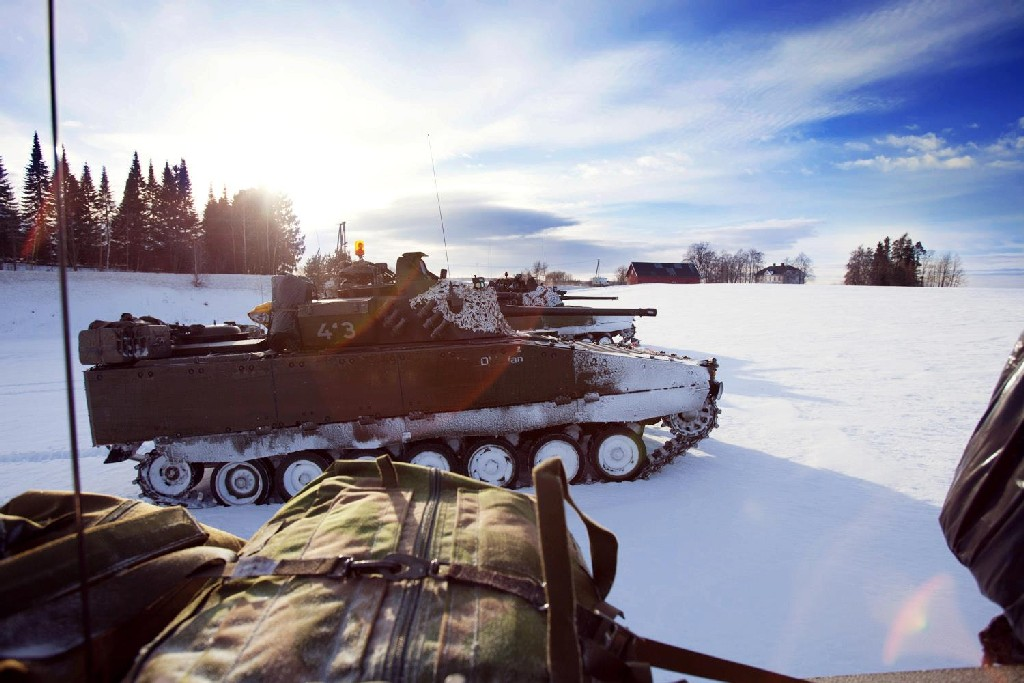 Armée norvegienne/Norwegian Armed Forces - Page 6 88203645873394753273286