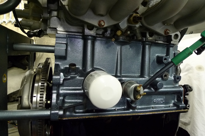 Reconversion de mon Escort MK3 Ghia en Escort RS 1600i - Page 4 P1040902d