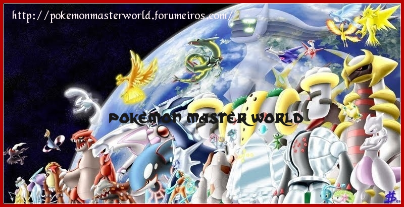 pokemon master world