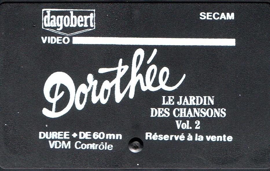 Dorothée et AB Productions (Récré A2 - Club Dorothée) Lejardindeschansonsetiq