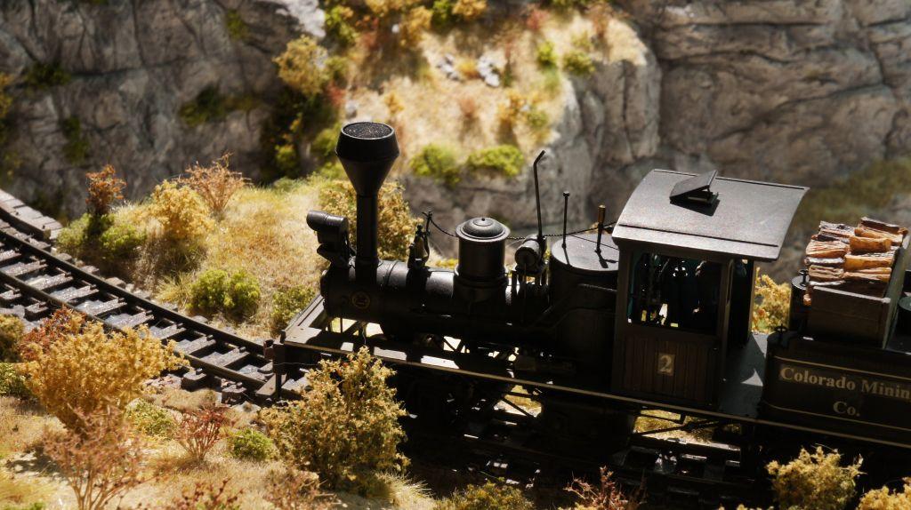 Black-Rock Canyon Kurvegross