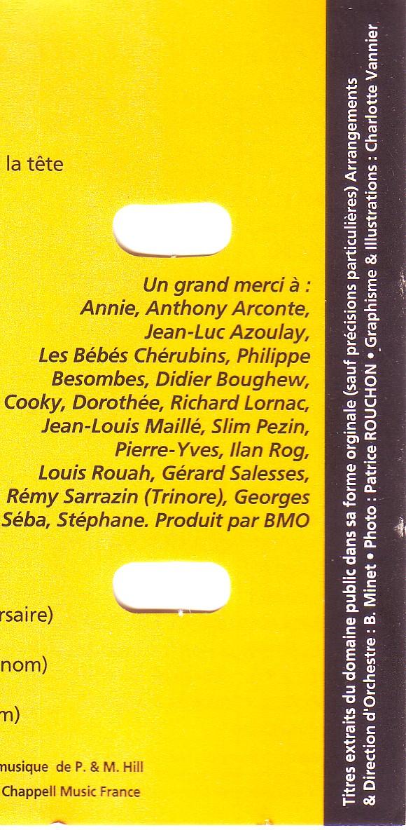 Dorothée et AB Productions Minet2