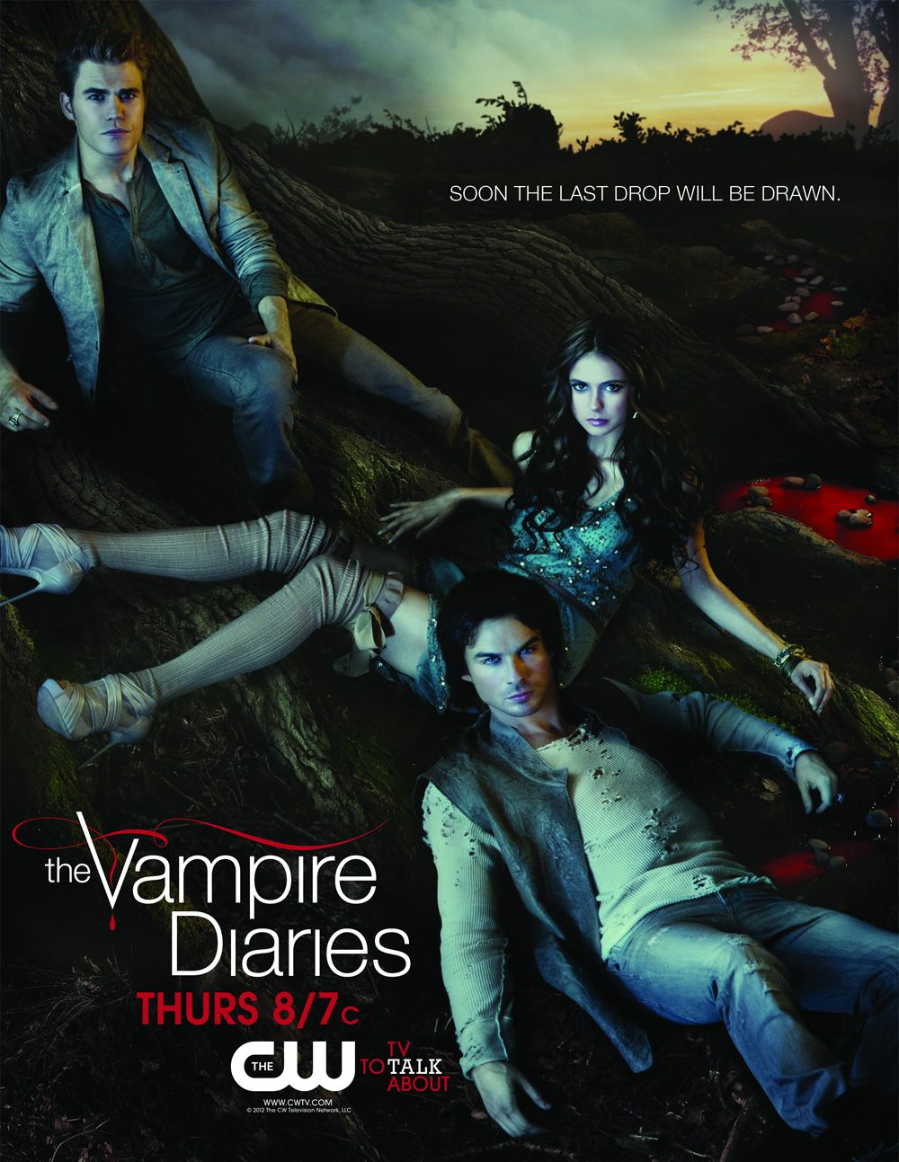 The Vampire Diaries S01-06 DVD | S06E10 HDTV |720O Thevampirediariess3post